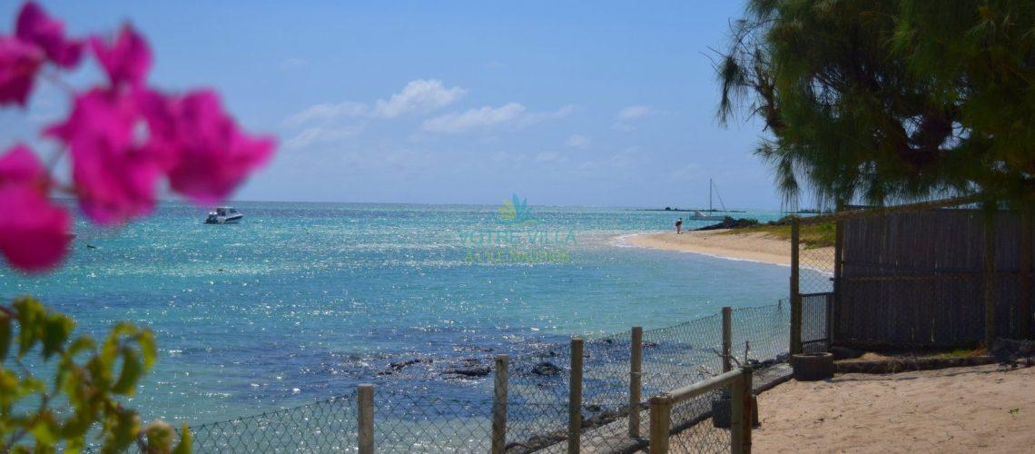 villa Cap Point-ile maurice- ambiance plage