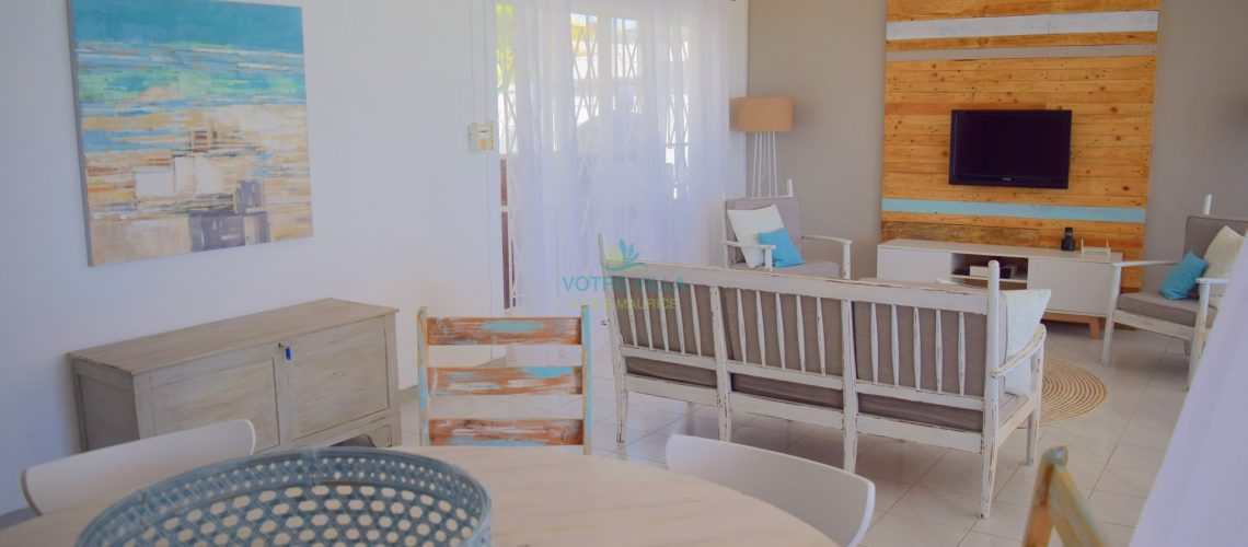villa Cap Point-ile maurice-séjour