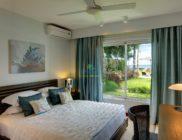 Plage Bleue-Ile Maurice-chambre principale beachfront