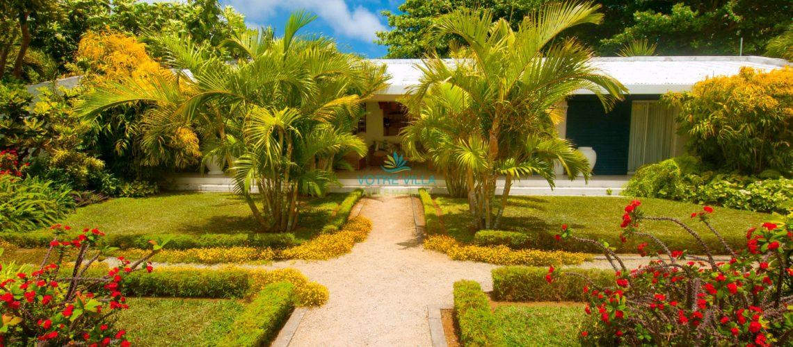 Créolia-Ile Maurice-jardin