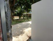 Frenesie 2 – Ile Maurice -portail pour accès plage
