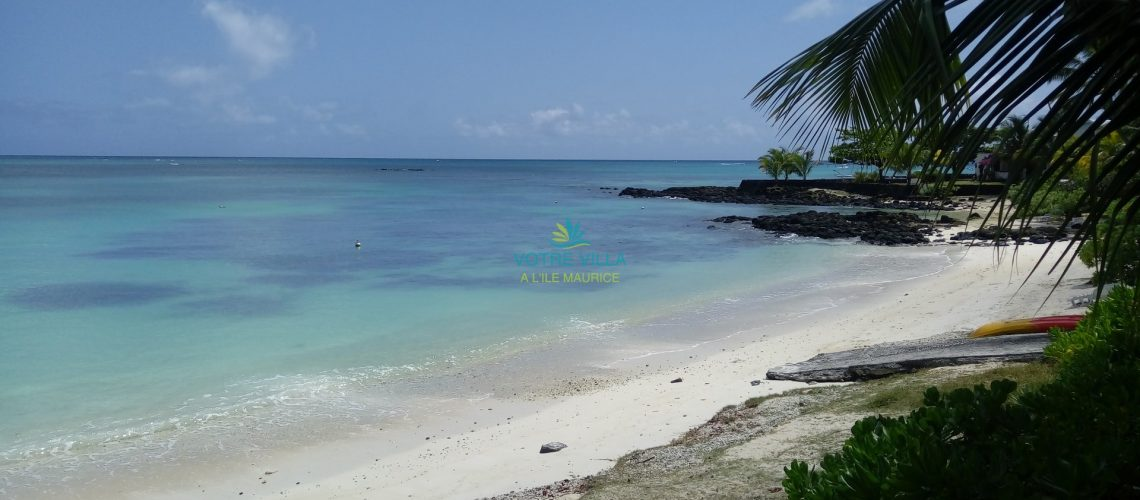 Reve d´Eté-Ile Maurice-plage sur la droite