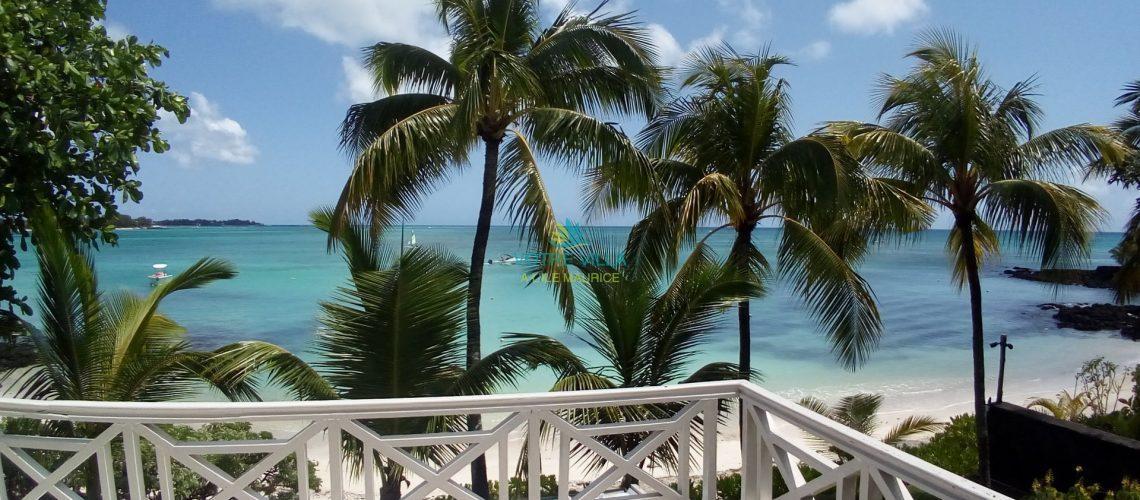 Reve d´Eté-Ile Maurice-vue du balcon