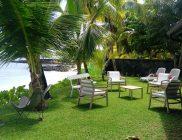 Reve d´Eté-Ile Maurice-vue jardin et plage