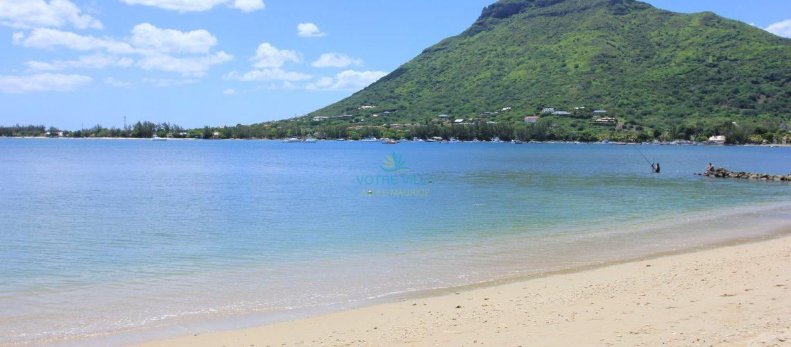 Coastal Haven-Ile Maurice-beach view