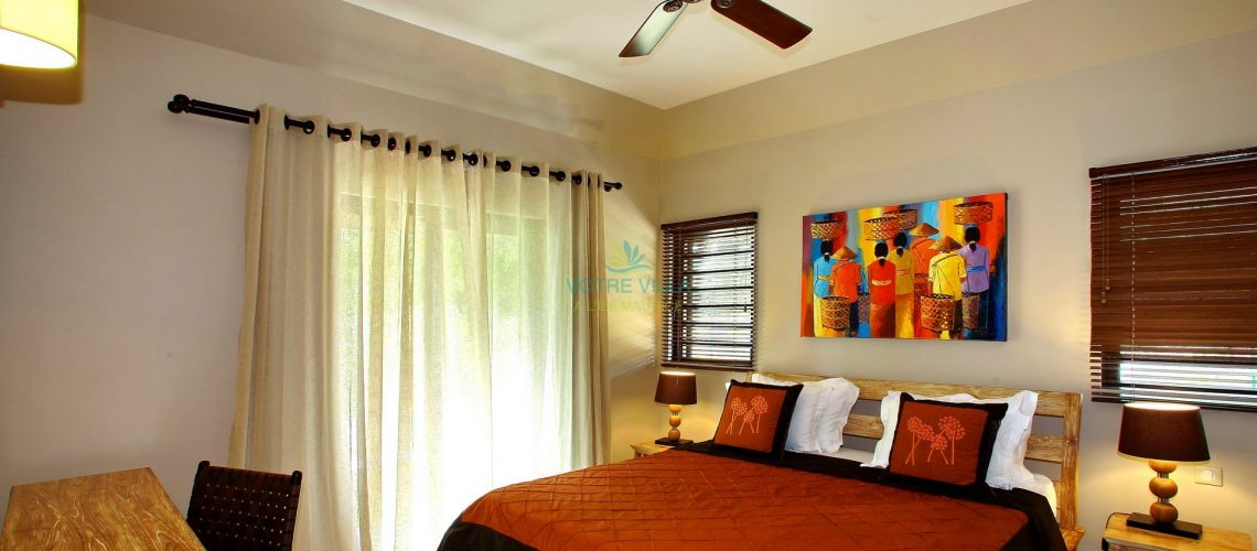 Coastal Haven-Ile Maurice-bedroom no.3