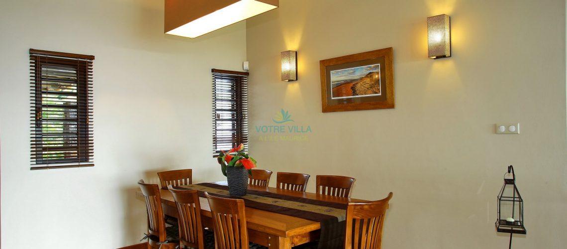 Coastal Haven-Ile Maurice-dining area