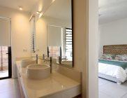 Palijo-villa-ile-Maurice-ambiance chambre et sdb