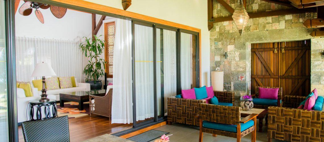 Villa Sankhara-ile-Maurice-ambiance terrasse