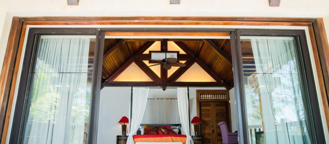 Villa Sankhara-ile-Maurice-vue ch du balcon