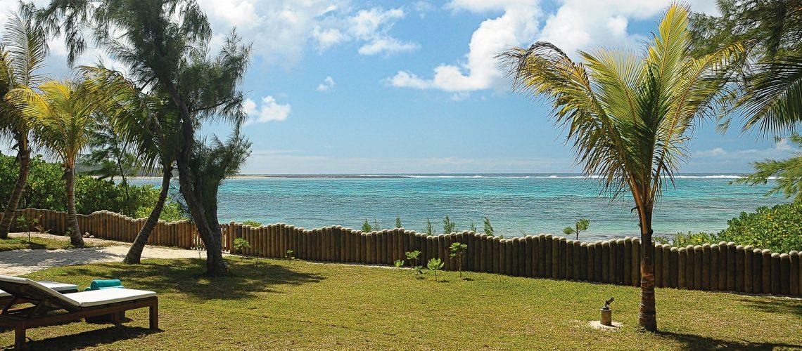 Villa Sankhara-ile-Maurice-vue plage et mer