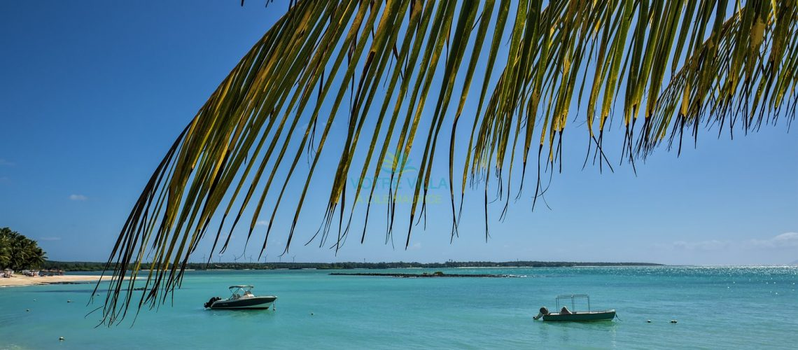 Villa_Azur_Mauritius- mer et plage