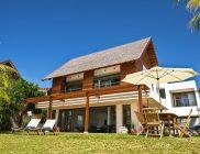 Villa_Bleue d´Azur_Mauritius- vue de face