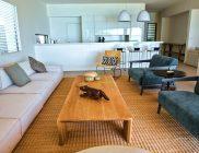 Villa_Azur_Mauritius- vue salon et cuisine